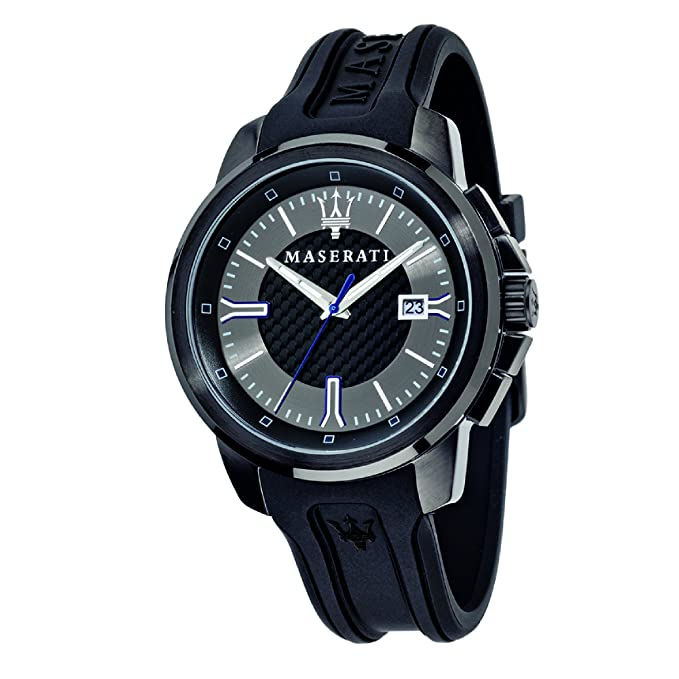 Reloj para Hombre, Colección SFIDA, en Acero, Silicona - R8851123004
