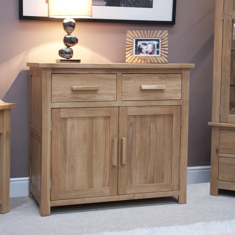 Good Eton Solid Oak Furniture Small Storage Sideboard: Amazon.co.uk: Kitchen U0026  Home