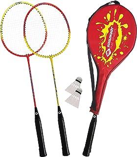 Schildkröt Funsports 2288020 Set de Badminton pour 2 Joueurs Mixte Enfant, Multicolore SCJFA|#Schildkröt Funsports 970902