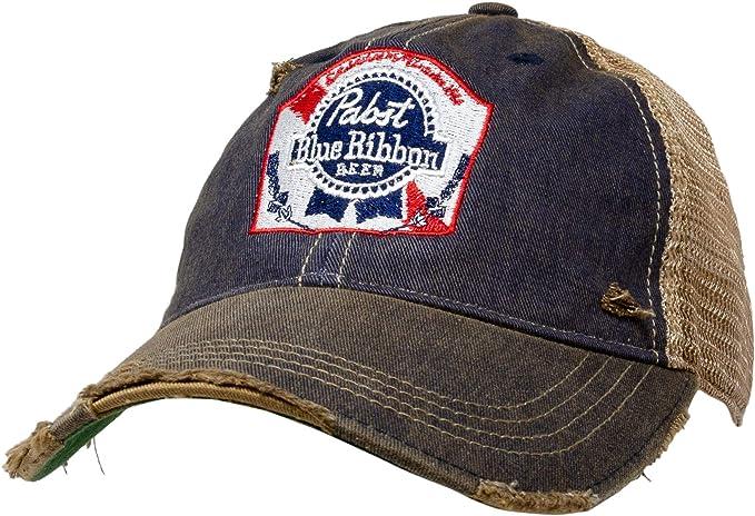 Pabst Blue Ribbon (PBR) Pabst Blue Ribbon retro de la marca ...