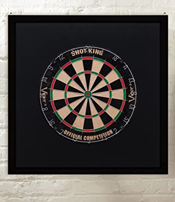 Put Behind Dart Board To Protect Wall