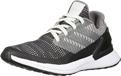 adidas Unisex-Child RapidaRun Knit Running Shoe