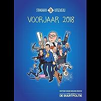 Voorjaar 2018 (Standaard Uitgeverij Strips)