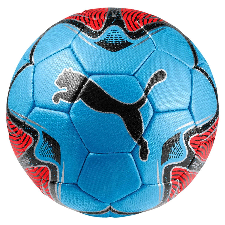 Puma One Star Mini - Balón de Fútbol, Unisex Niños, Red Blast/Bleu ...