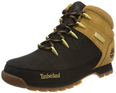 botte timberland noir homme