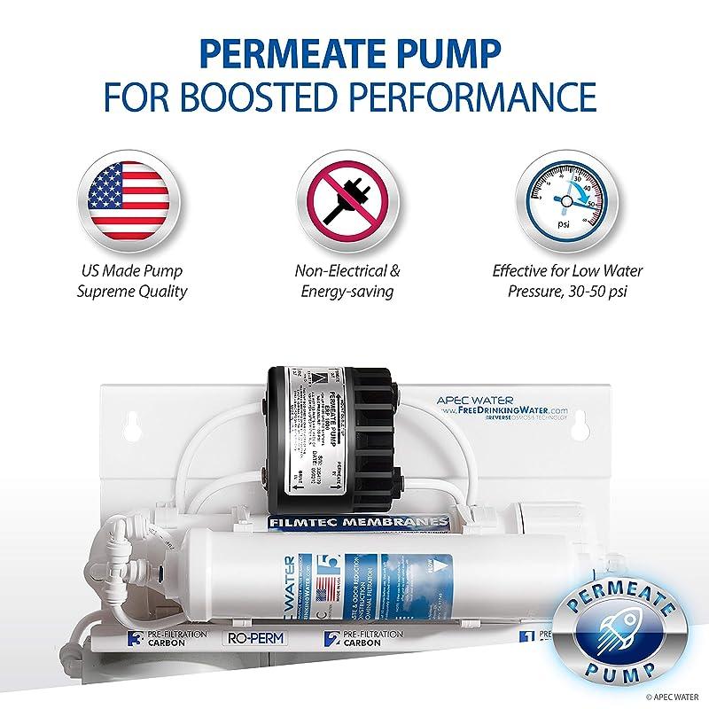 APEC Water ULTIMATE RO-PERM - Permeate Pump
