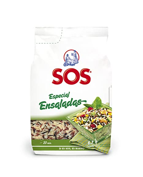 SOS Arroz Especial Ensaladas – 500 g