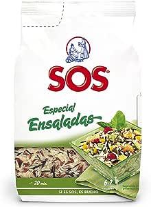 SOS Arroz Especial Ensaladas – 500 g: Amazon.es: Amazon Pantry