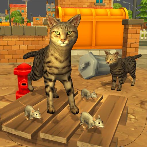 Catty Cat World (Best Open World Zombie Survival Games)