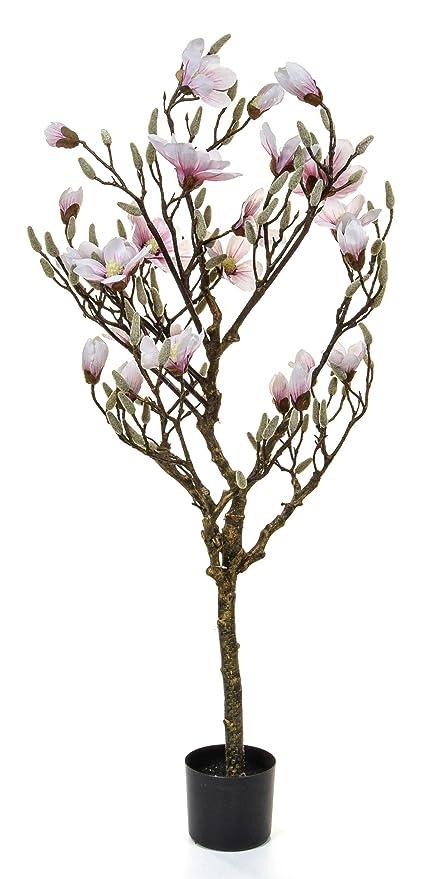 Red Hot Plants Artificial Magnolia Tree Premium Quality Beautiful