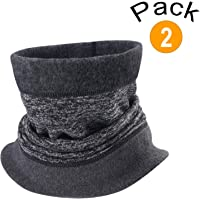 Neck Gaiter Warmer in Winter Face Ski Mask Scarf for Men Women Skiing Snowmobile Snowboard Hiking Dating and Outdoor Working