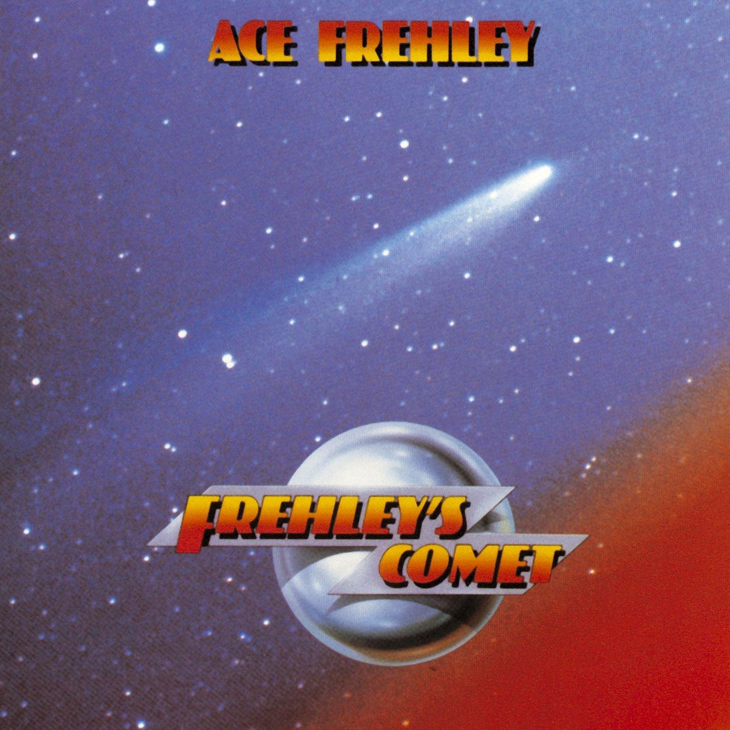 Latest Sale item item Frehley's Comet