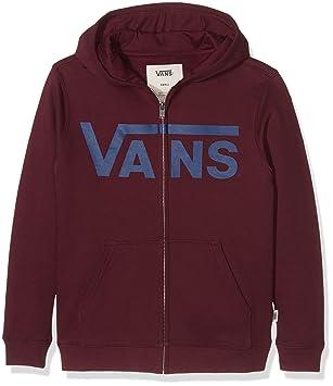 75ac494b8ab Vans Boys  Classic Zip Hoodie