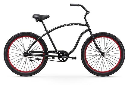 Amazon.com: Firmstrong Chief 3.0 - Bicicleta de crucero de ...