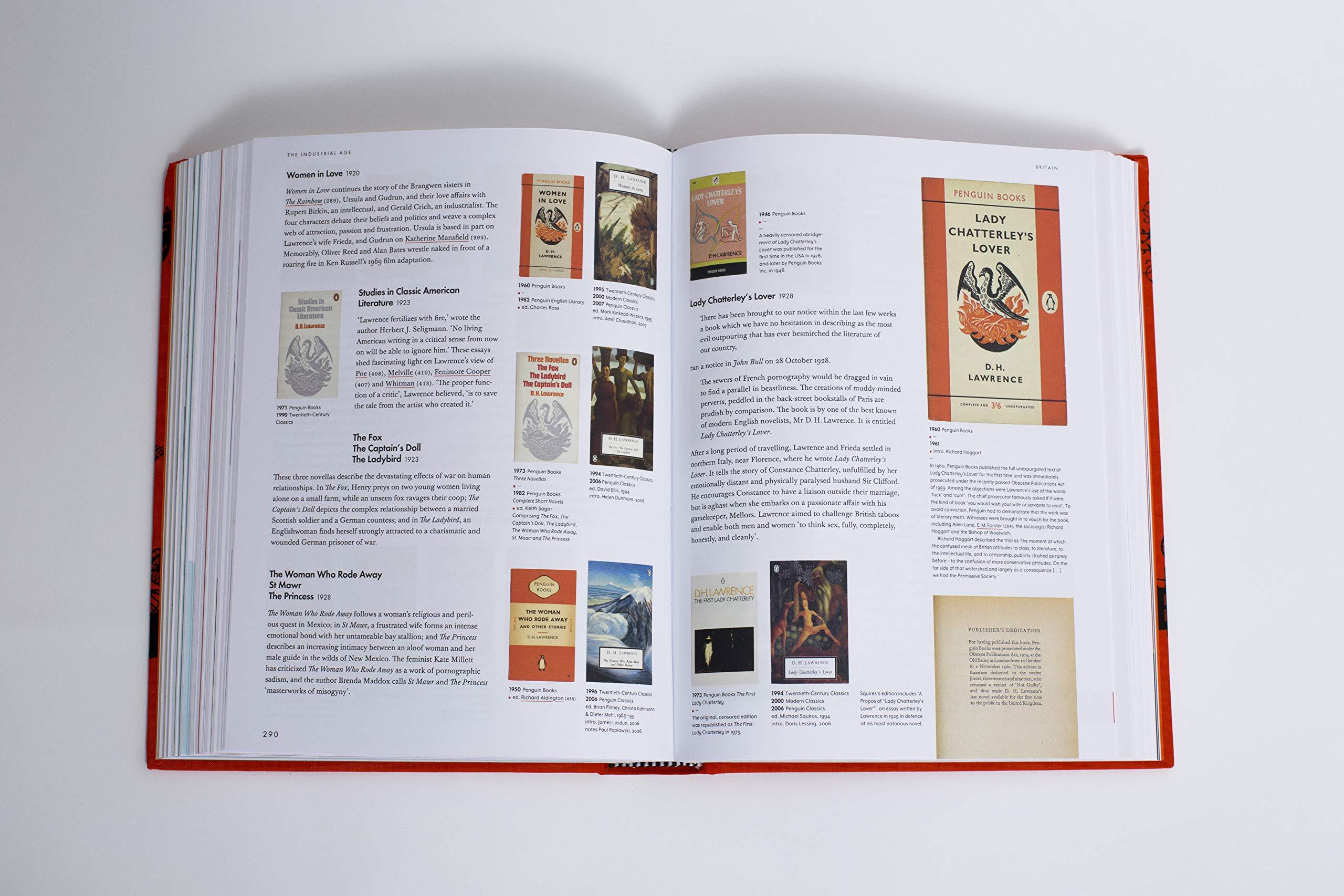 The Penguin Classics Book Amazoncouk Henry Eliot Books