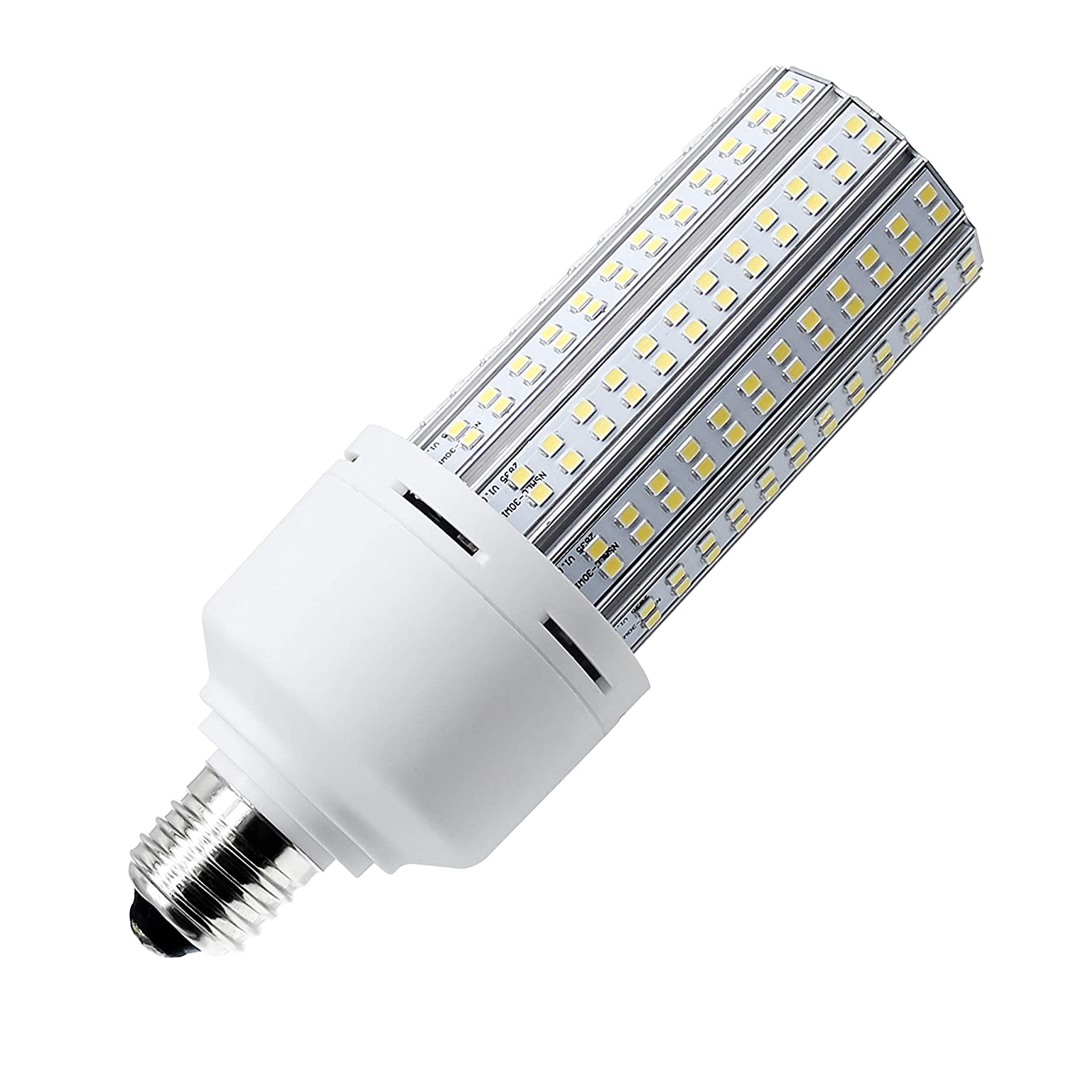 New Sunshine 20W LED Corn Light Bulb for Indoor Outdoor Standard E26 Base 2200Lm 6000K Cool White,for Street Lamp Gymnasium Garage Factory Warehouse High Bay Barn Porch Backyard Garden Super Bright