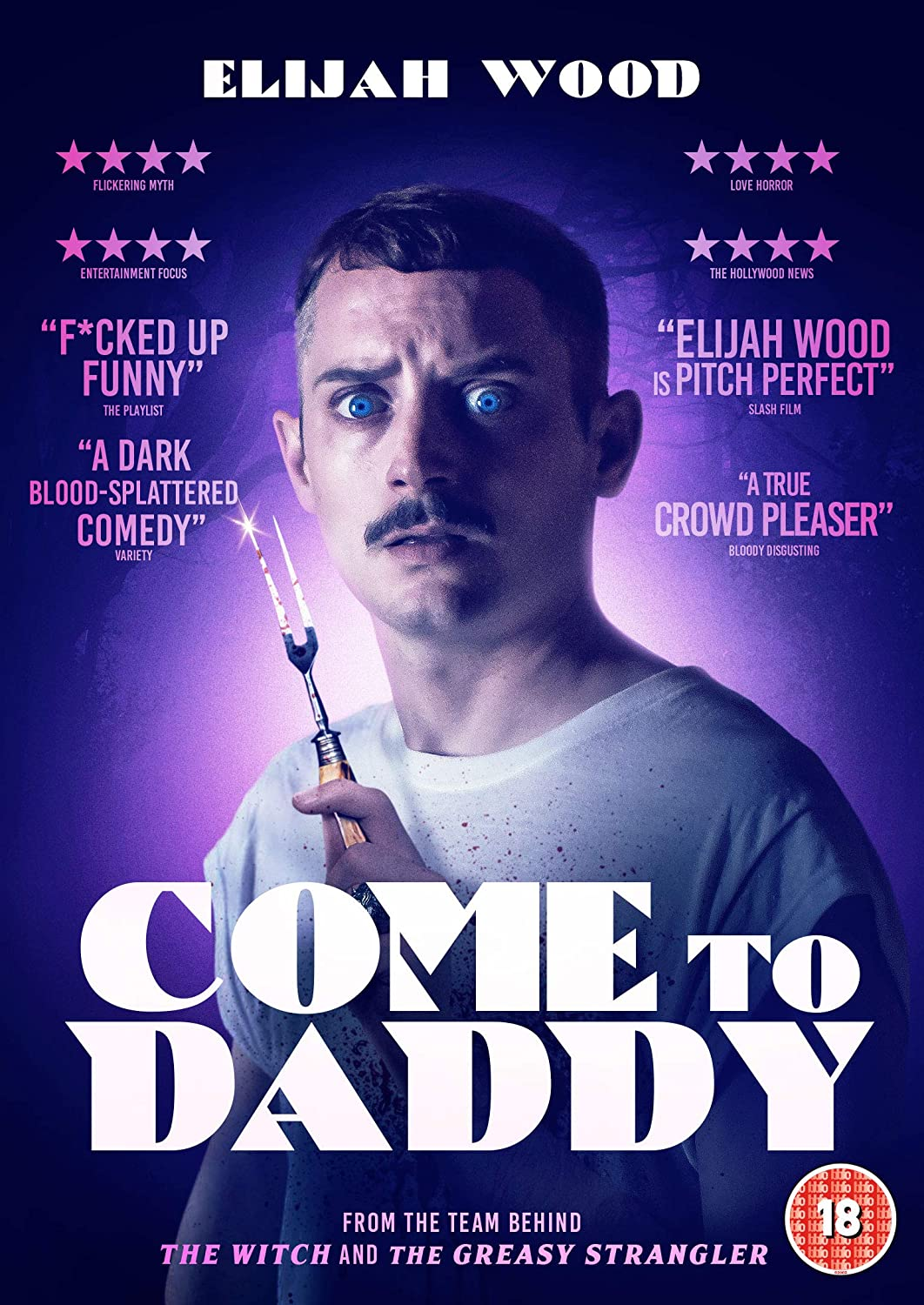 Come to Daddy [DVD]: Amazon.es: Ant Timpson: Cine y Series TV