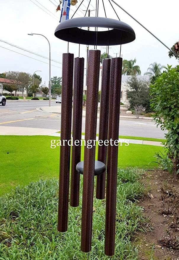 Amazoncom LARGE 44 WIND CHIME LARGE