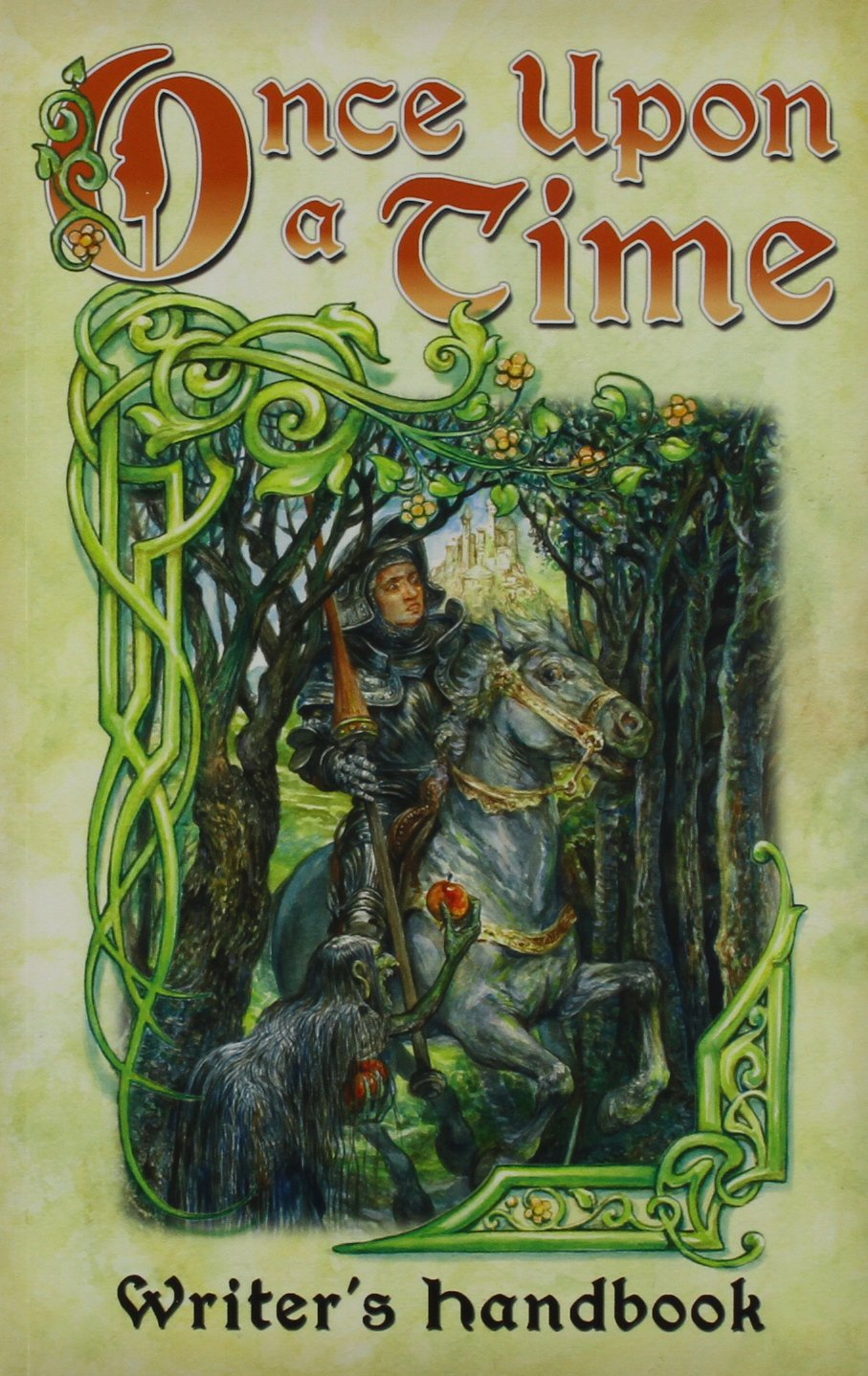 Once Upon A Time Writer's Handbook: Kelly Olmstead, Andrew