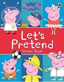 Sticker Book  9780241371527 Dinosaurs Peppa Pig