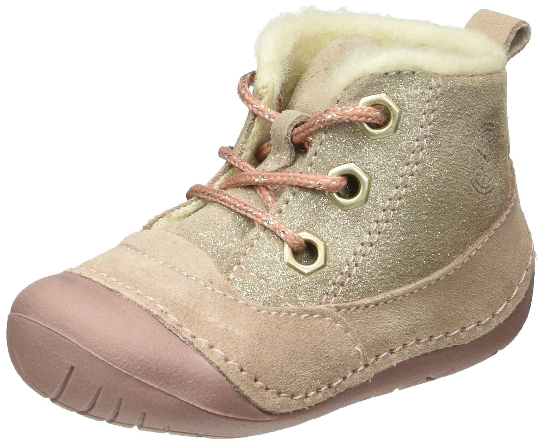 Primigi Raffyx E, Chaussures Premiers Pas Bébé Fille, Rose (Rosa an/Rosa an), 19 EU