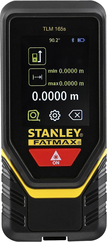 STANLEY STHT1-77139 - Telémetro láser 1.5 V, 50 metros