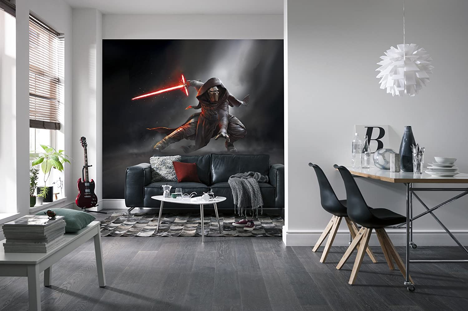 368/ x 254/ cm Komar Papier peint photo Star Wars Dark Vador Collage 8/ pi/èces