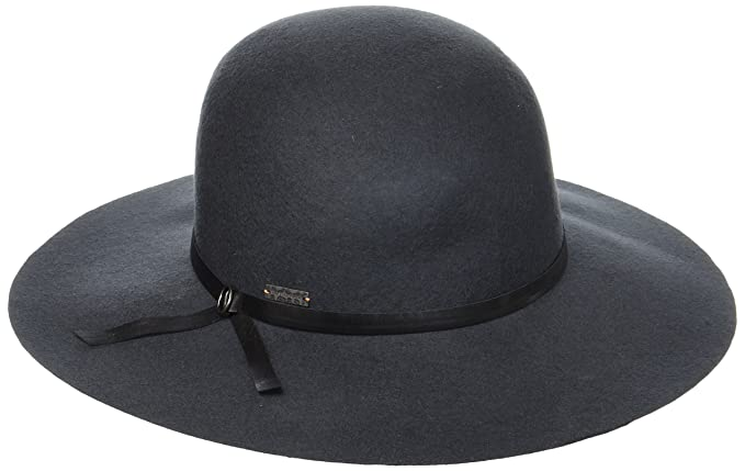 19d8299e Image Unavailable. Image not available for. Colour: BOSS Women's Farbelle  10199711 01 Sun Hat, Grey (Charcoal 011) ...