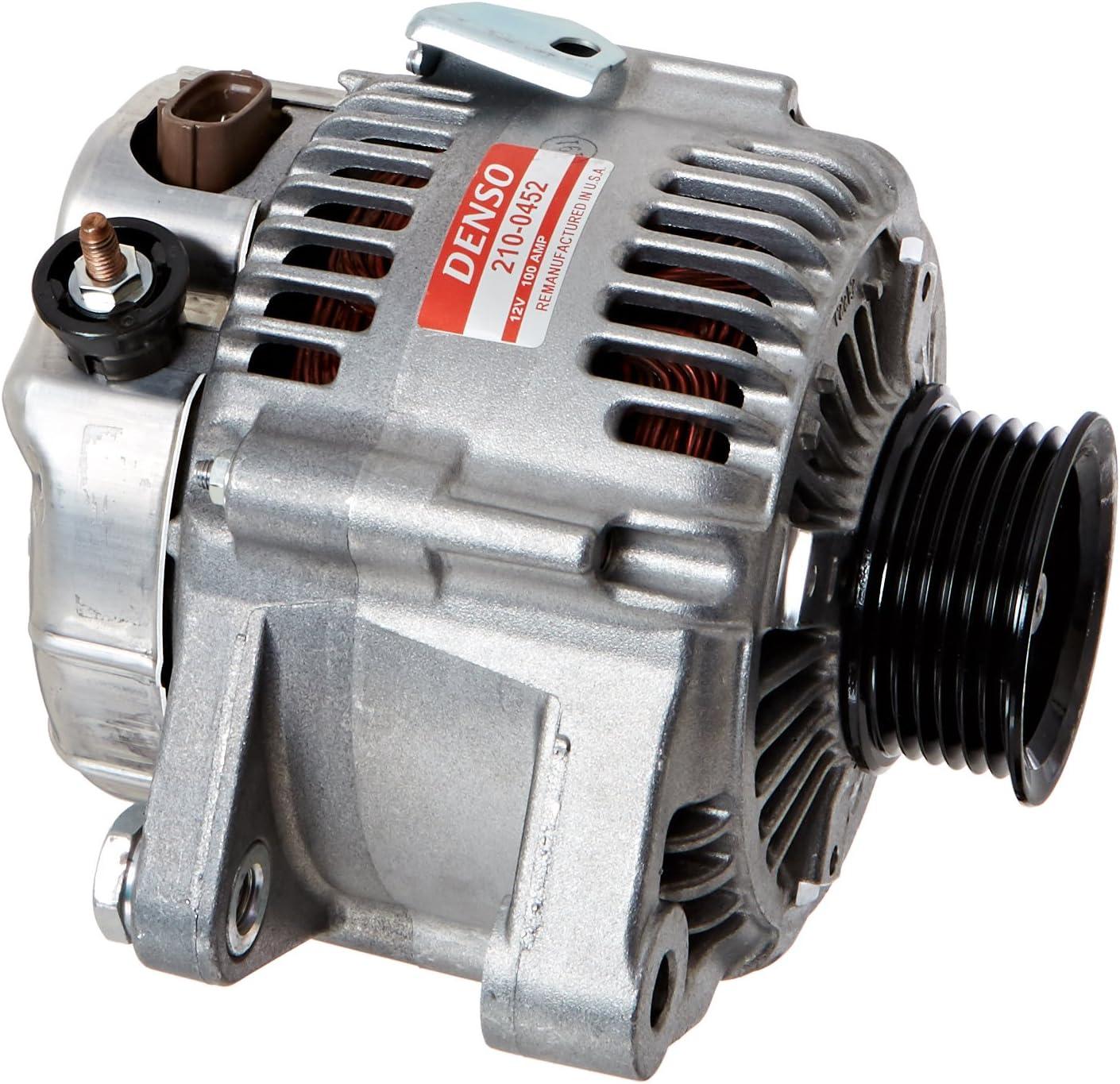 13894N 2000-2009 honda S2000 new OEM reman alternator 105 amps 102211-1770