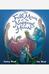 The Full Moon at the Napping House (padded board book) Board book