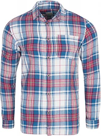 Jack & Jones Jjvceric Shirt L/S One Pocket Camisa para Hombre