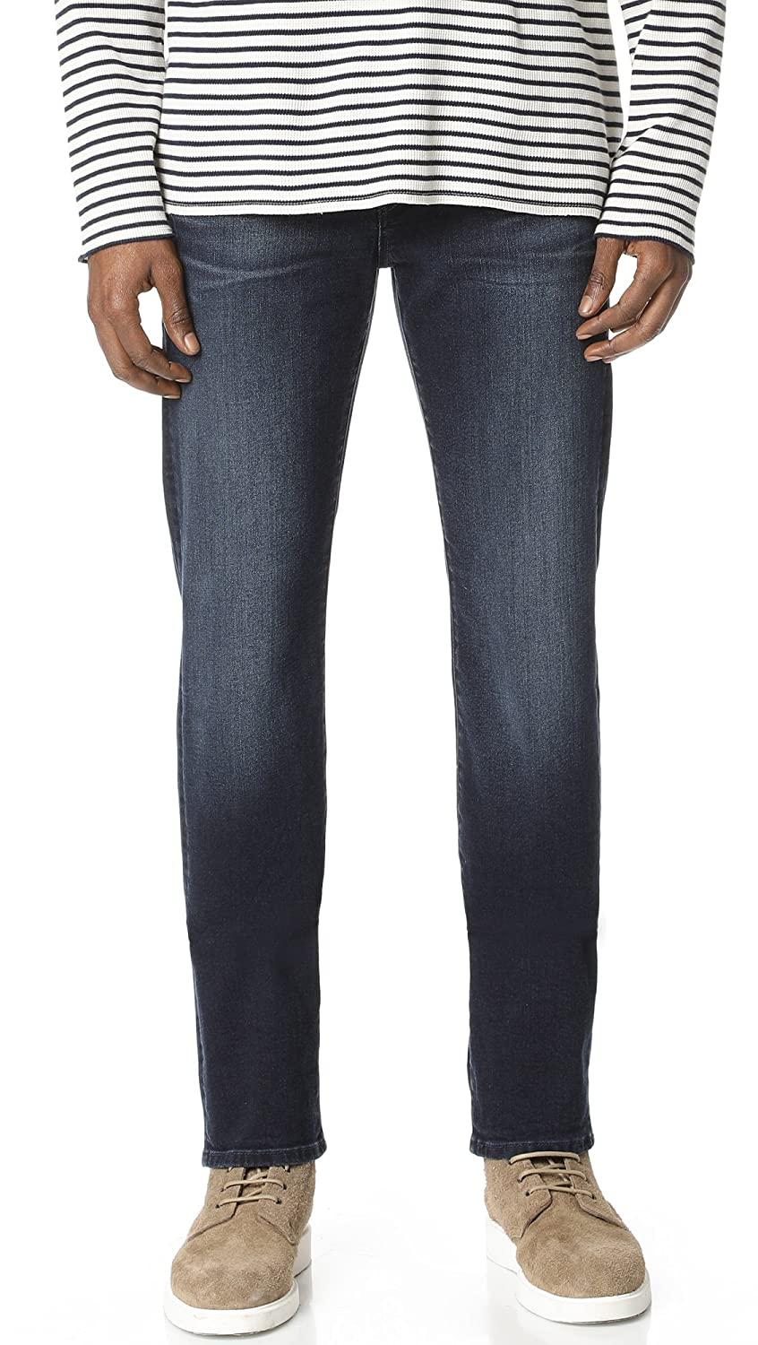 7 For All Mankind Men's Slim Straight Performance Jeans