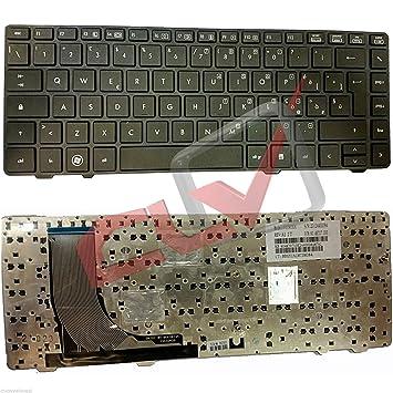 amazon teclado hp probook 6360b español