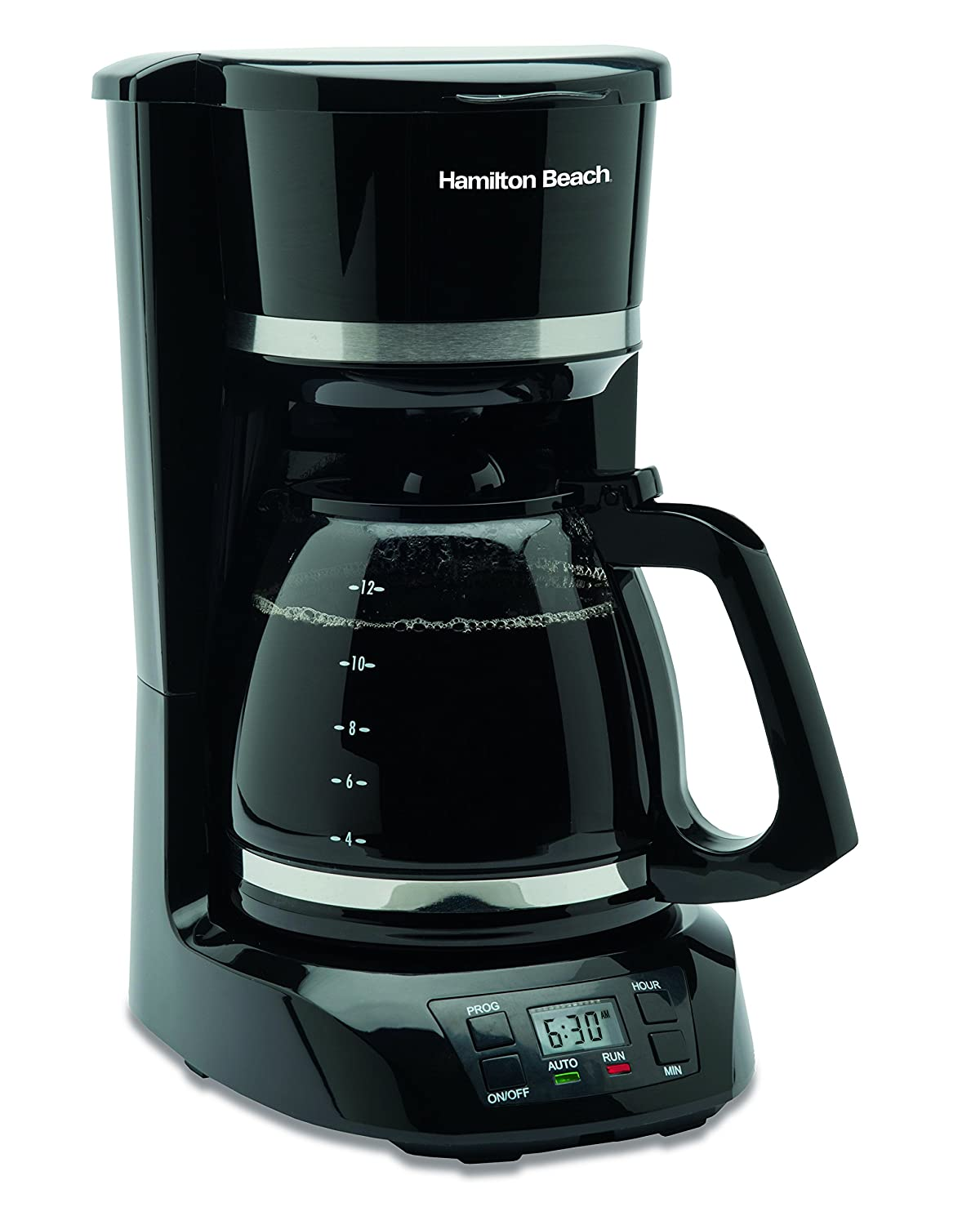 Black and decker 12 cup programmable - Hamilton Beach 43874 12 Cup Digital Coffee Maker
