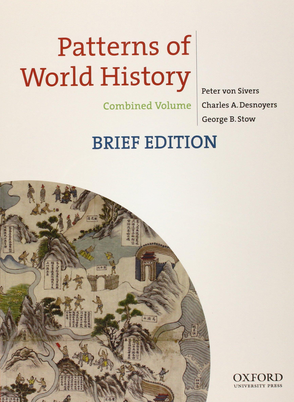 Patterns Of World History Simple Design Inspiration
