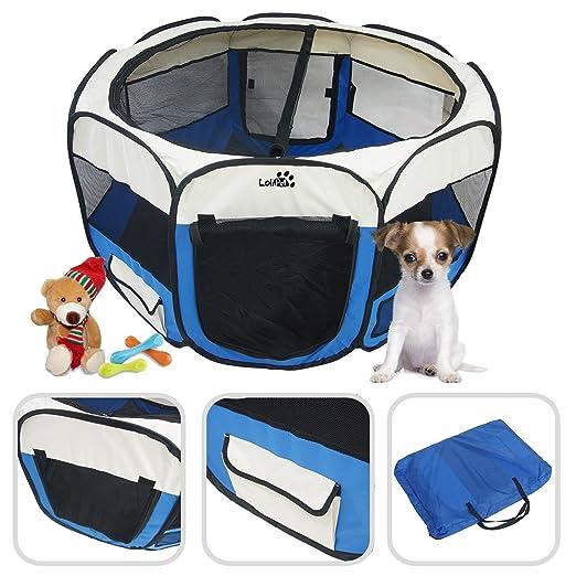40 opinioni per Lolipet- Recinzione blu per cuccioli – Grande recinto per animali da usare