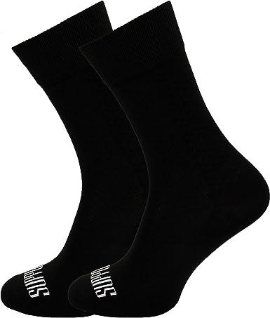 Support, calcetines de ciclismo para hombre, superligeros, tecnología transpirable, de fibra antideslizante, unisex, accesorios de ciclismo, ...