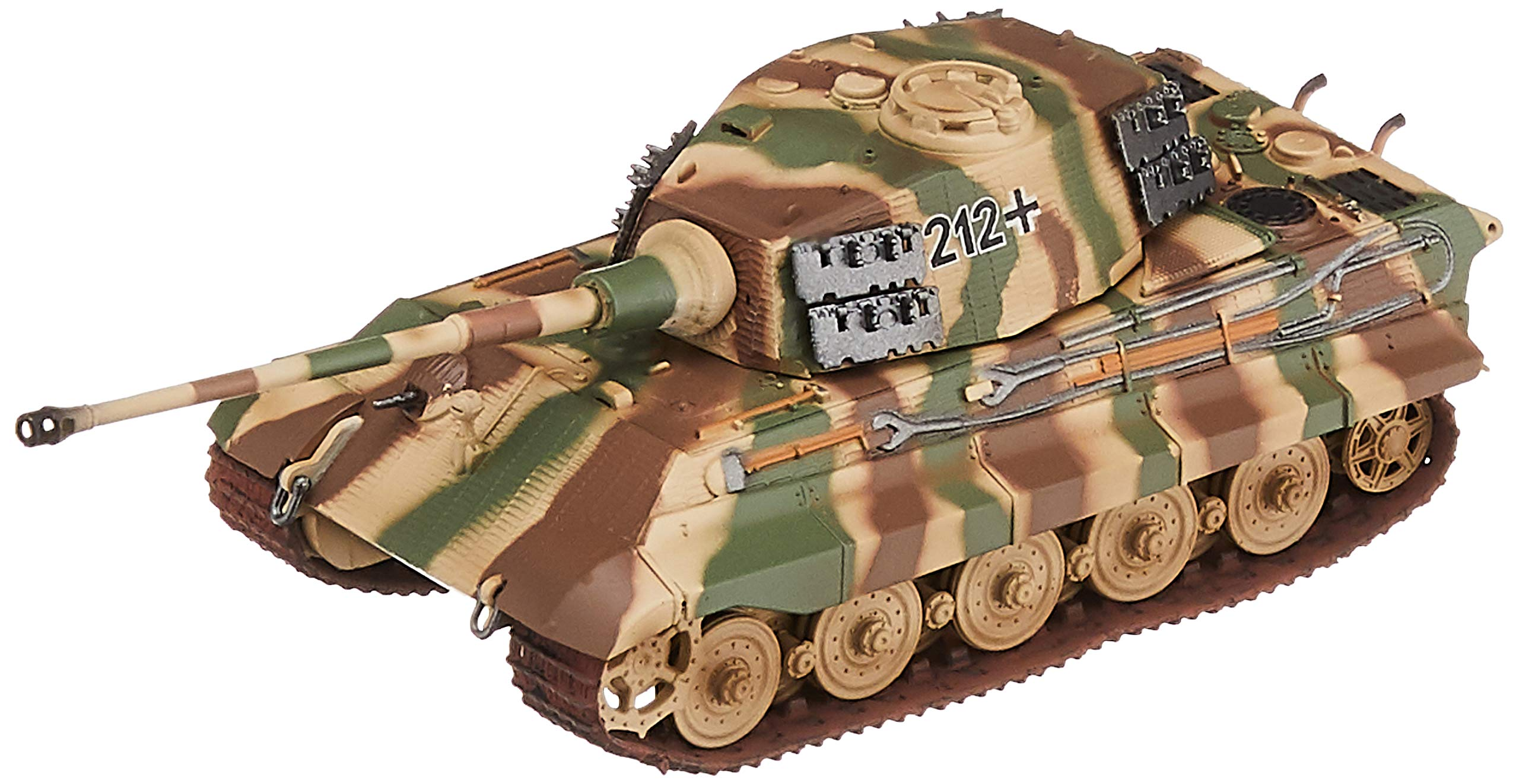 Easy Model King Tiger s.SS-Pz.ABT.505 Die Cast Military Land Vehicles