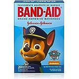 Band-Aid Adhesive Bandages Nickelodeon Paw Patrol 20 Count