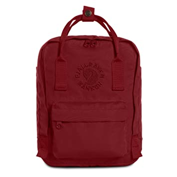 Fjällräven Re-Kånken Mini - Mochila, Unisex Adulto, Rojo (Ox Red), 29 x 20 x 13 cm: Amazon.es: Deportes y aire libre