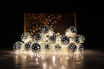 Light chain - Maroq decorative fairy lights - mains operated