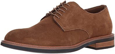 Kenneth Cole REACTION Mens Klay Oxford Tobacco 7 M