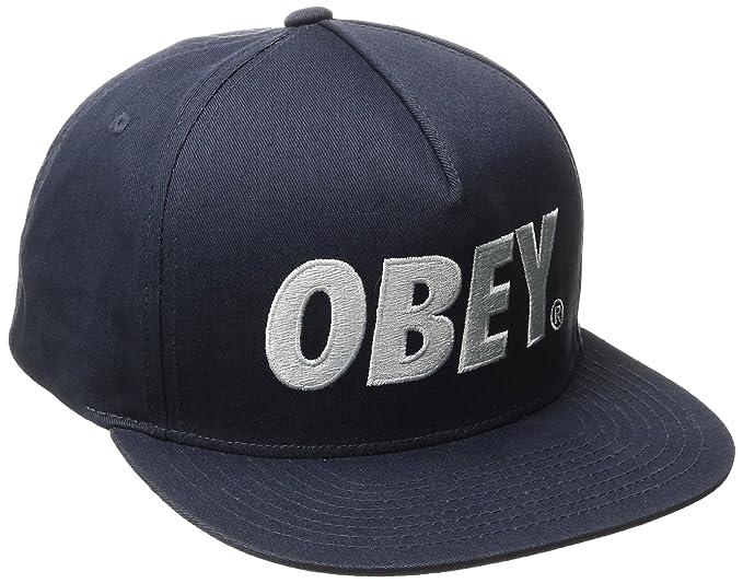 Gorra Obey  The City Snapback NV  Amazon.es  Ropa y accesorios facea9fdde9