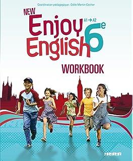 New Enjoy English 6e - Workbook - version papier