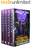 Forsaken Mercenary Box Set: Books 1–4 (The Forsaken Mercenary Series Box Set Book 1)