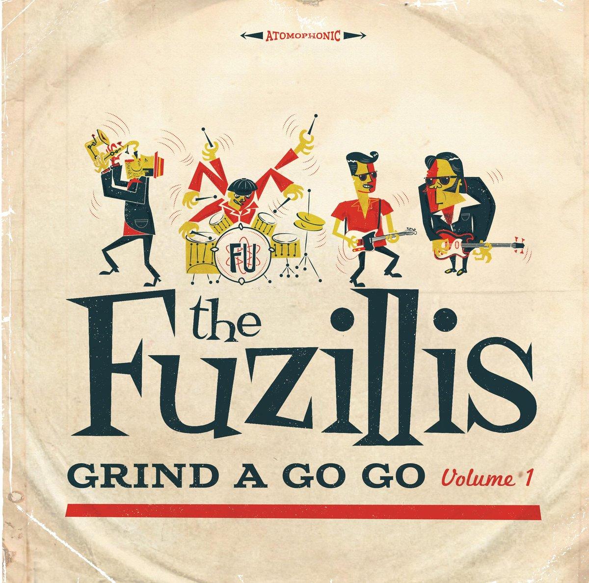 Fuzillis - Grind A Go Go Vol 1 (United Kingdom - Import)