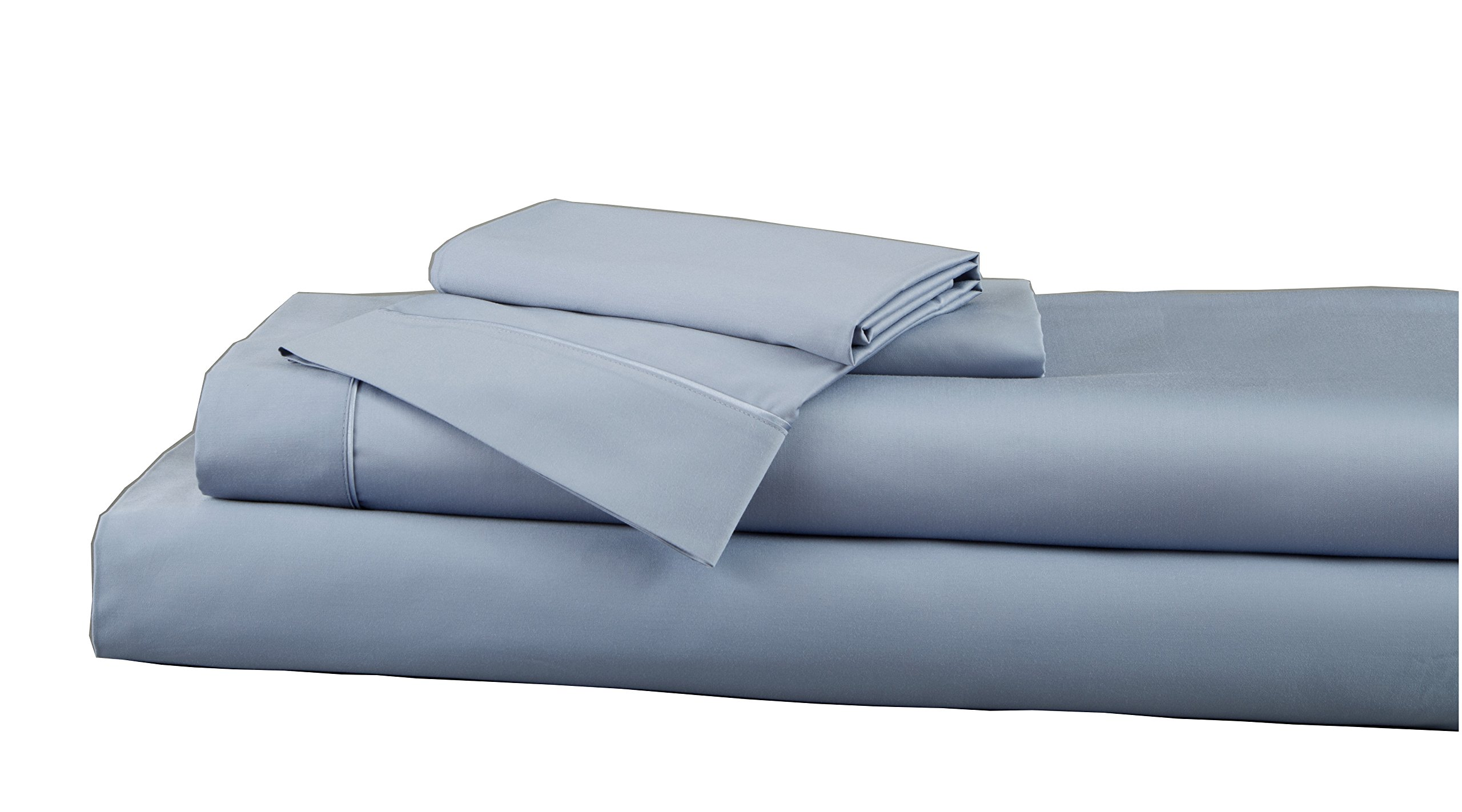 DreamFit Degree 5 Bamboo Rayon Blend Sheet Set Full - Blue
