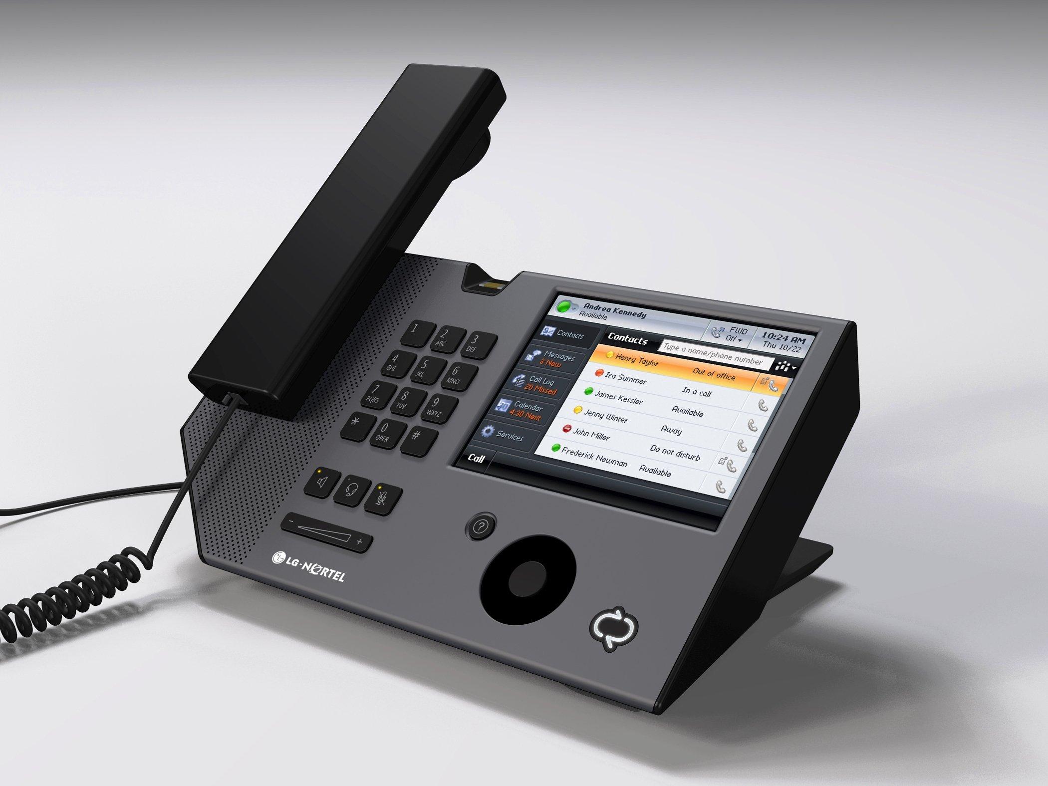 Nortel Lg Ip Phone 8540 Phone 8540 for Microsoft Ocs