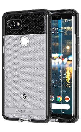the latest 6b399 f6460 Amazon.com: Evo Check Case for Google Pixel 2 XL Smokey/Black: Cell ...