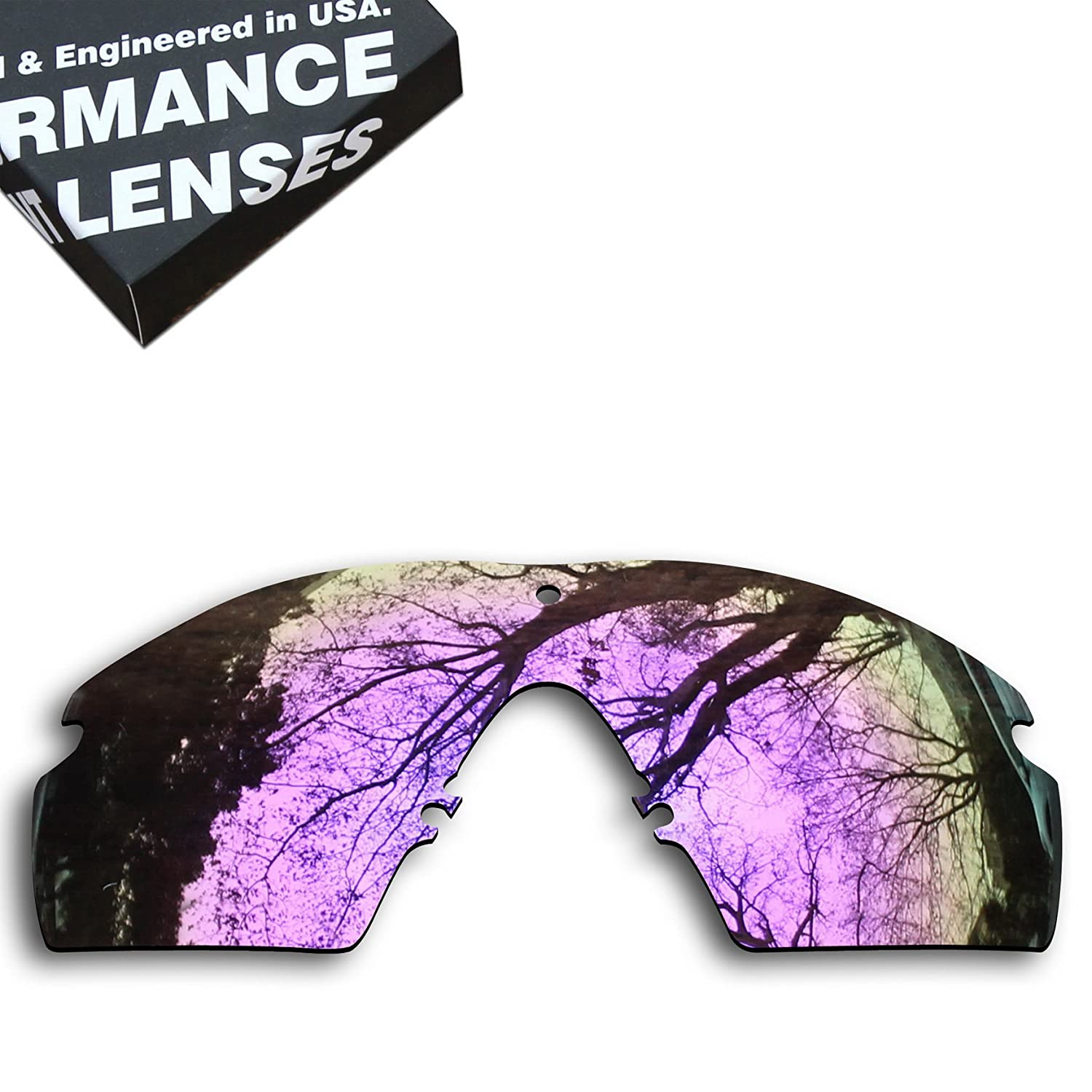 ToughAsNails Polarized Lens Replacement for Oakley Si Ballistic M ...